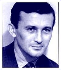 Ján Stacho, slovenský básnik v rokoch, keď pracoval v Rožňavskom Bystrom ako lekár
