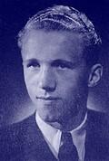 Ladislav Tomko - fotografia z tabla v roku 1947