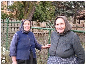 Tetky - Zuzana Dávidová a Zuzana Dobošová z Rožňavského Bystrého