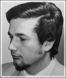 Ján Slovinec v roku 1973