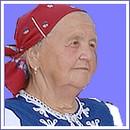 Mária Puškášová z Gemerskej Polomy